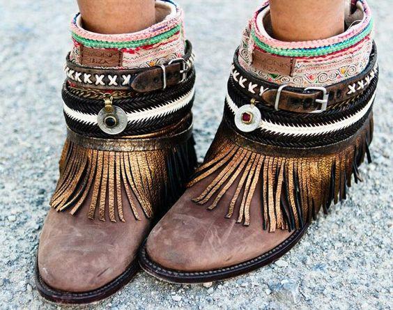 Tanger Outlets_Boho Boots