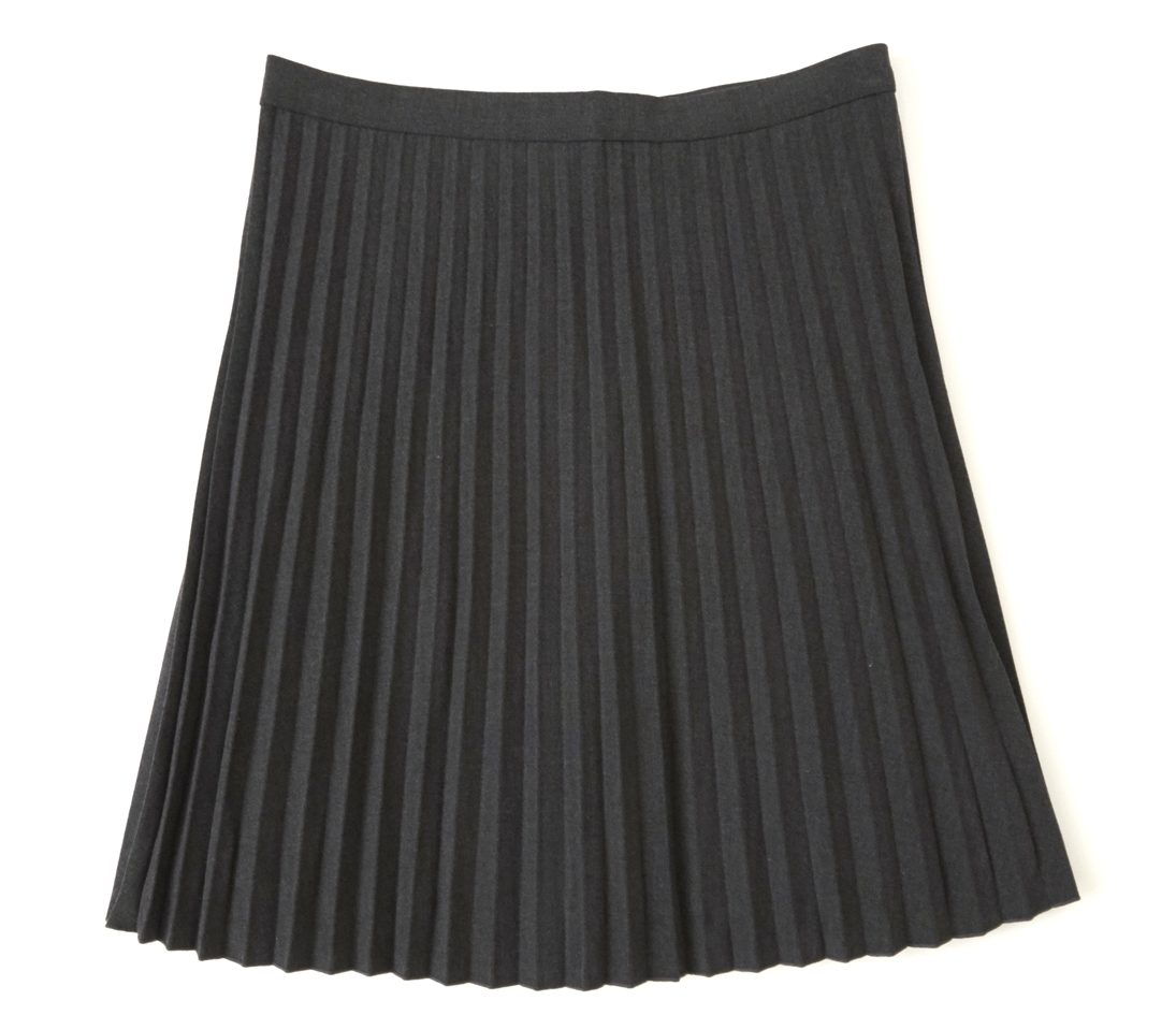Pleated Skirt | J.Crew Factory | $39.50